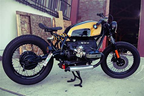 Rodney Aguiar's 1983 Bmw R80 Bobber
