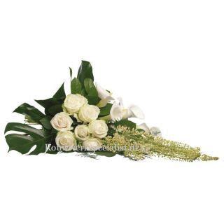 bos bloemen bezorgen dordrecht rouwboeket rouwbloemen rouwstuk online bestellen