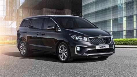 Kia Grand Sedona Picture by 2019 Kia Carnival S Cartell Tv