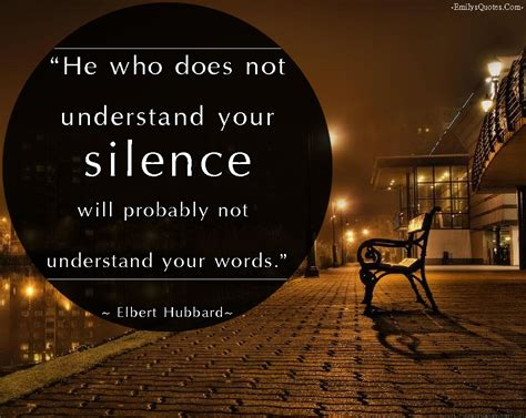silence quotes quotesgram