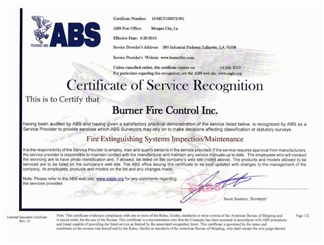 abs bureau of shipping abs bureau of shipping 2016 certification