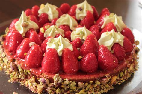 cuisine 2 michalak tarte fraises pistache de christophe michalak blogs de