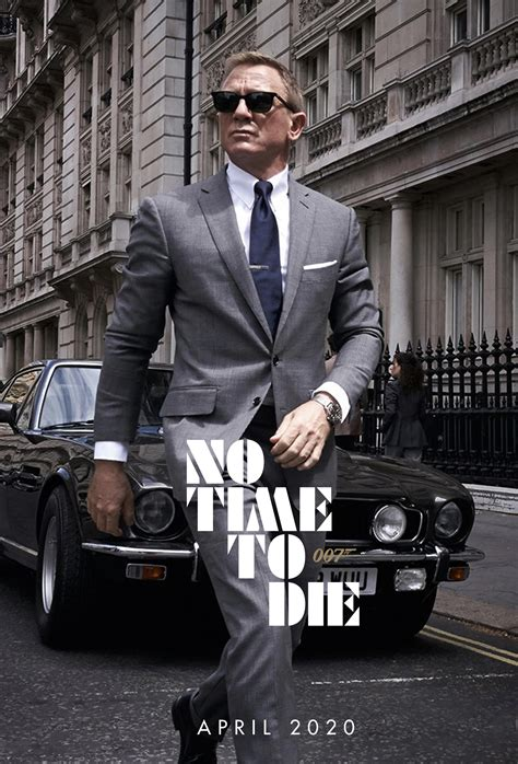 Daniel Craig Bond No Time To Die Wallpapers - Wallpaper Cave