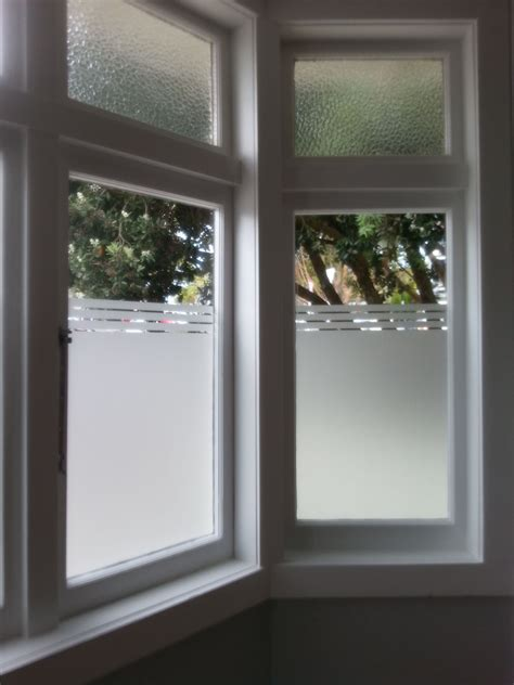 Bathroom Window Ideas For Privacy by Bespoke Frosted Glassarts Design Architecture