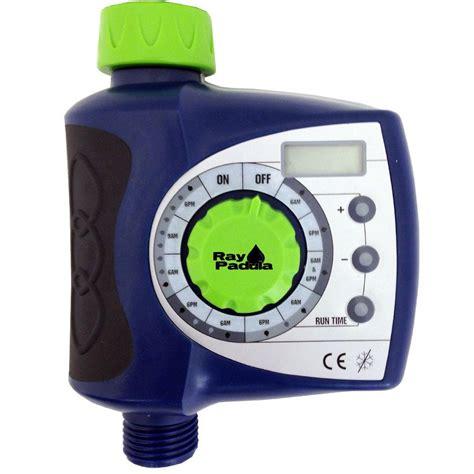 christmas light timer home depot ray padula electronic hose sprinkler timer rp etin the