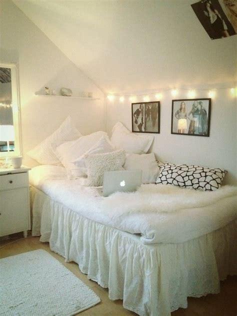 Top 17 Teenage Girl Bedroom Designs With Light Easy