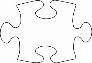 puzzle piece template jigsaw white puzzle piece no With puzzle cut out template