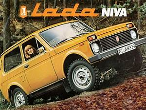 Lada Niva Tout Terrain : et pendant ce temps l chez lada boitier rouge ~ Gottalentnigeria.com Avis de Voitures