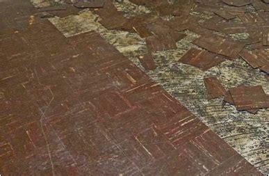 asbestos in floor tiles at home with asbestos floors