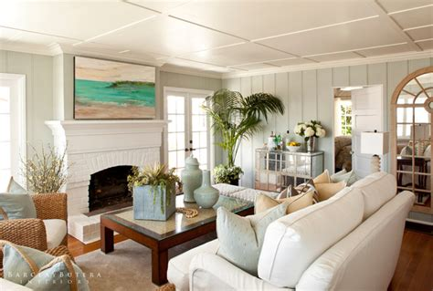 Lake Home Living Room Decorating Gallery