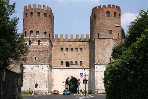 Porta Di San Sebastiano by Porta San Sebastiano Rome Pictures