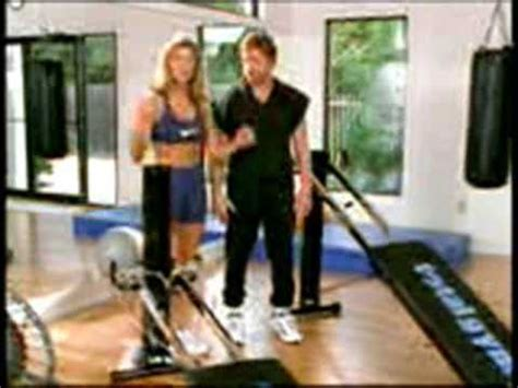 chuck  gena norris total gym commercial youtube