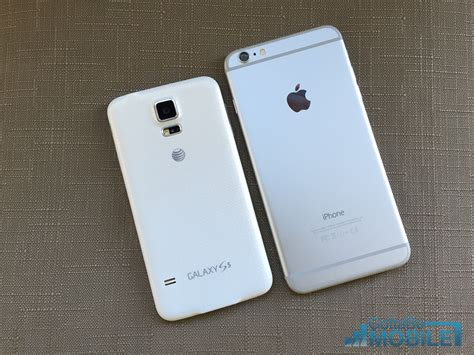 iphone s5 iphone 6 plus vs galaxy s5 what buyers need to