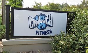 Business Signs for Crunch Fitness in Simi Valley | Premium ...