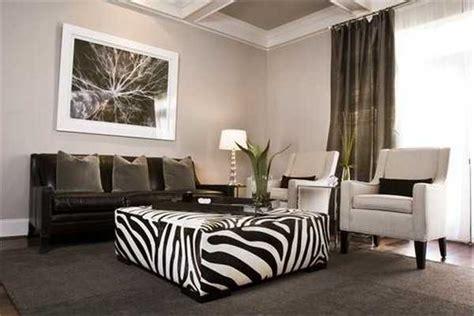 Zebra Decorating Ideas Living Room by 21 Modern Living Room Decorating Ideas Incorporating Zebra