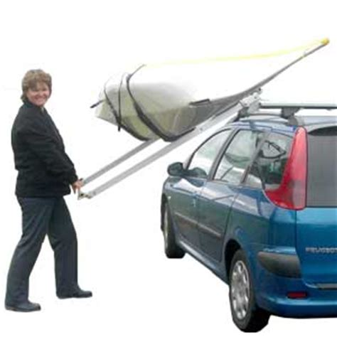 kayak roof rack for cars without rails canoe and kayak roof racks rails