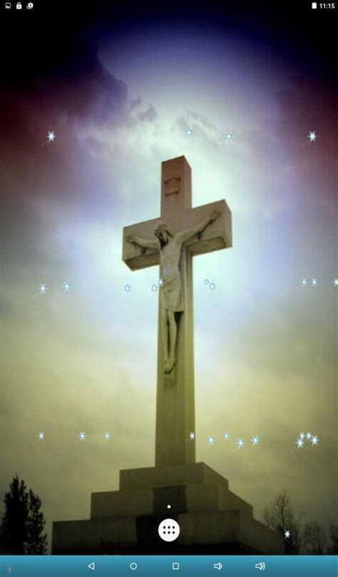 Jesus Cross Animated Wallpapers - jesus cross live wallpaper android apps on play