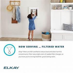 Elkay Lbwd06bkk Ezh2o Liv Built
