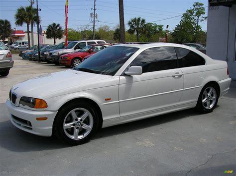 2001 Bmw 3 Series Coupe 2001 alpine white bmw 3 series 325i coupe 165682