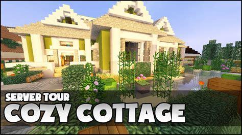 Minecraft - Cozy Cottage - YouTube