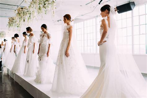 Marchesa Bridal & Wedding Dress Collection Fall 2018