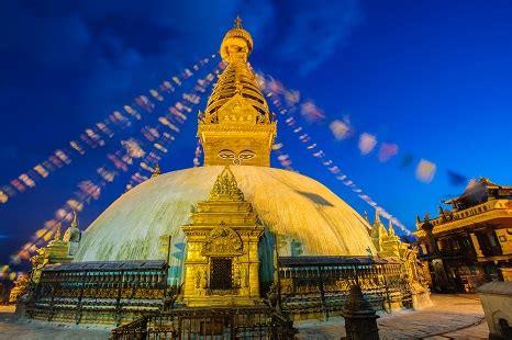 swayambhunath kathmandu nepal tourist information