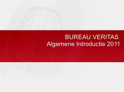 bureau veritas industry bureau veritas certification