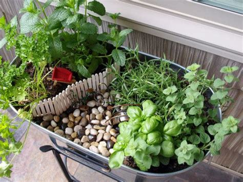 Herb Garden Indoor : Herb Garden Diys To Keep Your Favorite Flavors At Hand