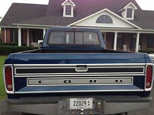 Purchase Used 78 Ford F150 Xlt Ranger With 460 V8 Automatic With New Paint In Jamestown