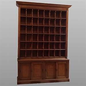 meuble a courrier d39hotel epoque 1900 1930 meubles de With meuble 1930