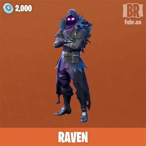 fortnite fans    raven skin