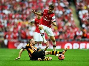 Aaron Ramsey in Arsenal v Hull City - FA Cup Final - Zimbio