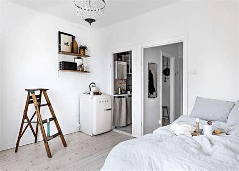 stylish small studio