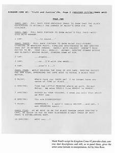 Graphic Novel Script Format | Tim Stout