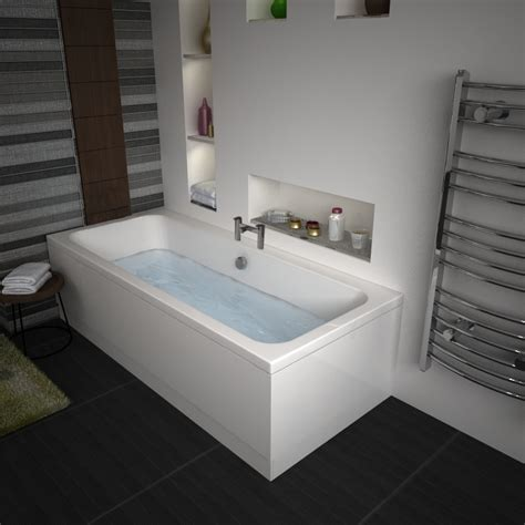 vernwy  large double ended bath buy