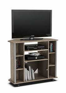 Meuble Tv D Angle Conforama : meubles tv hifi conforama luxembourg ~ Dailycaller-alerts.com Idées de Décoration