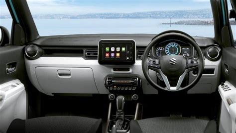 Suzuki Ignis Hd Picture by Why The Suzuki Ignis Is Our Top Car Interior For 2017