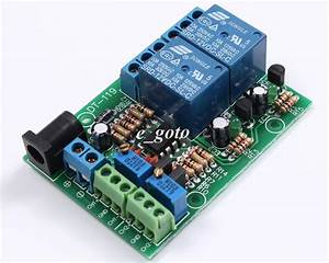 Lm339 Quad Voltage Comparator Circuit Diagram