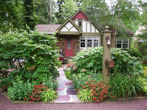cottage landscape design ideas gorgeous landscapes hgtv
