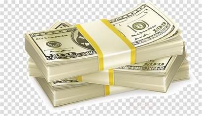 Money Dollar Cash Paper Currency Transparent Clipart