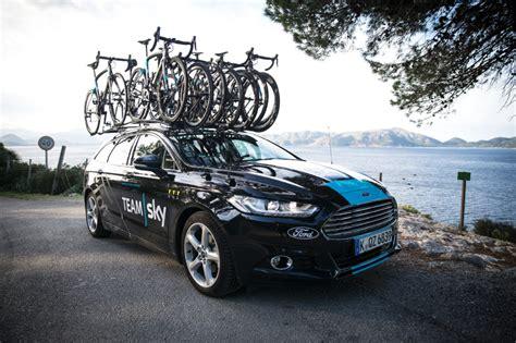 Team Ford by Cyclisme Ford Nouveau Partenaire Du Team Sky