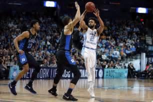 North Carolina Tar Heels vs Duke Basketball