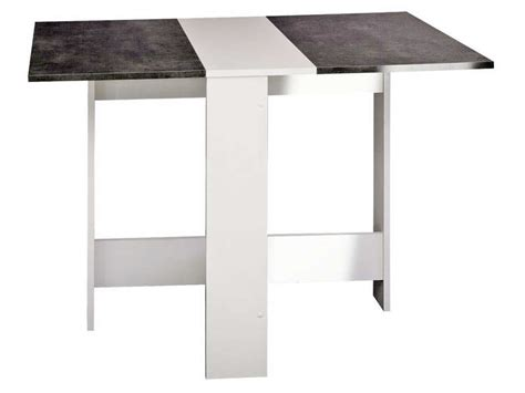 table de cuisine pliante conforama table cuisine rabattable obasinc com