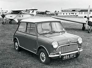 1959 Austin Mini Meilensteine
