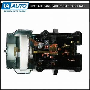 9 Terminal Headlight Switch For Ford F100 F150 F250 Truck