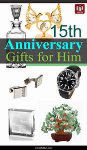 15th wedding anniversary gift ideas for men anniversary With 2 wedding anniversary gifts for him