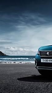 Peugeot 5008 2016 : wallpaper peugeot 5008 paris auto show 2016 crossover blue cars bikes 11683 ~ Medecine-chirurgie-esthetiques.com Avis de Voitures