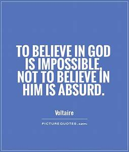 Believe In The ... Absurd Motivational Quotes