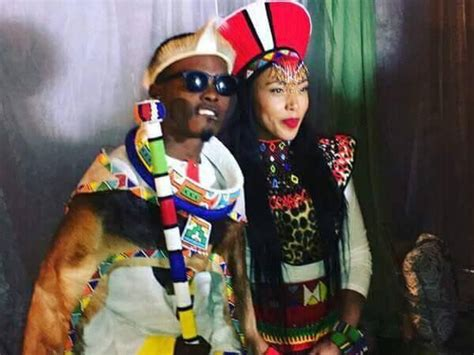 Simphiwe Ngema And Dumi Masilela Celebrate Their
