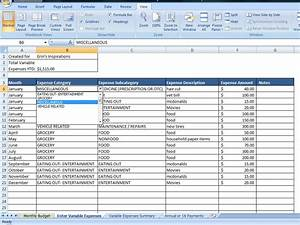 personal budgets excel personal finance budget template personal financial